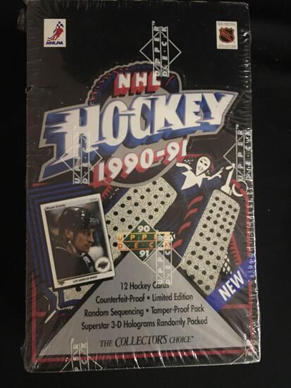NHL Hockey 1990-91