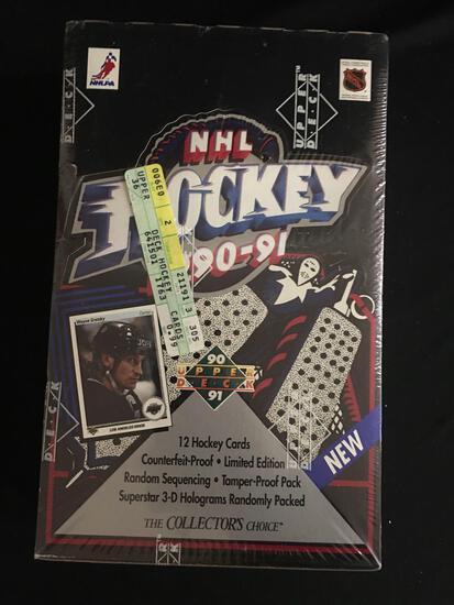 NHL Hockey Cards ,1990-91