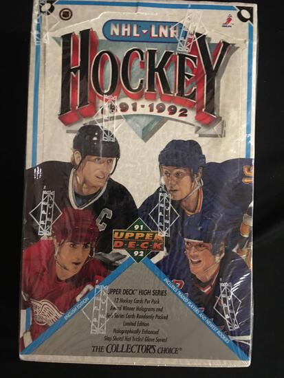 NHL -LNH Hockey Cards ,1991-92
