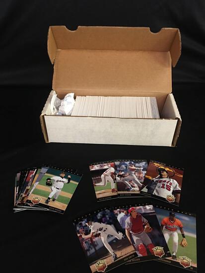 1993 VIPER DECK , Baseball Set