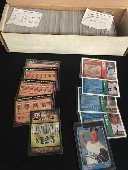 1997 Bowman, Baseball Set Series 1 - 2