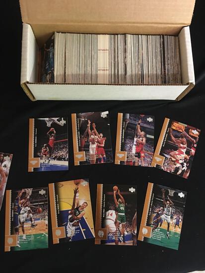 1996-97 Basketball Set , Series 1- 2