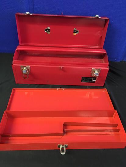 Metal Tools boxes