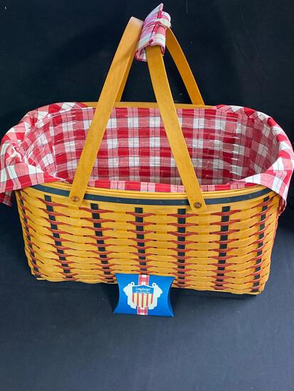 All American block party basket 2002