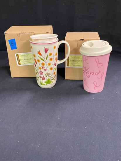 2011 Mother?s Day mug and Horizon of hope mug