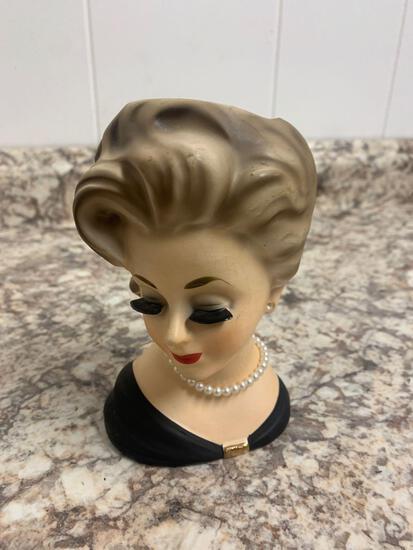 Inarco head vase