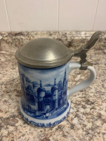 West Germany made beer stein