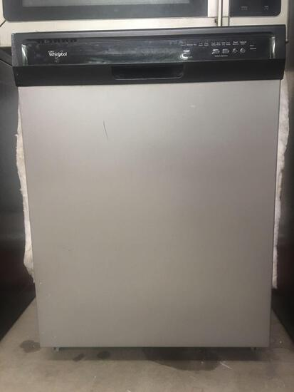 Whirlpool dishwasher (used)