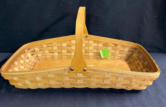 Blooms Basket with Protector