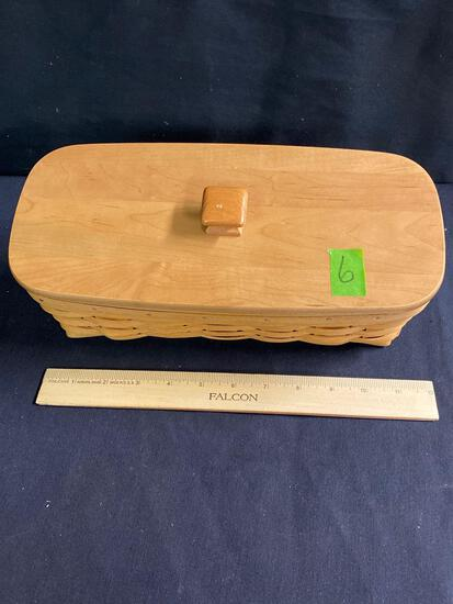 Envelope with stackable Protector and lid