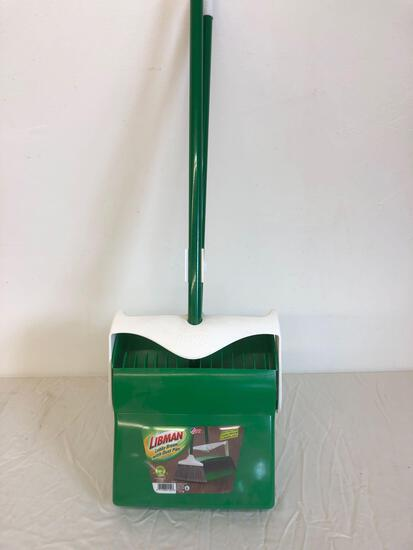 Libman broom with dustpan