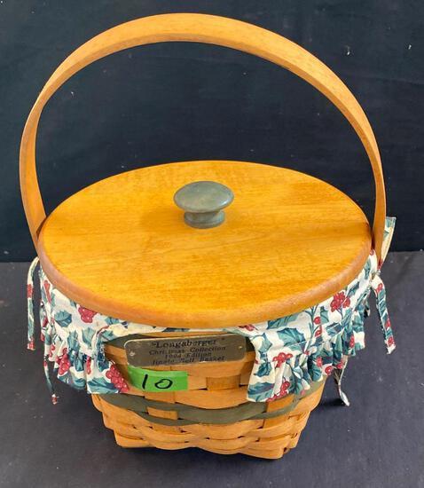 Jingle bell Basket Combo