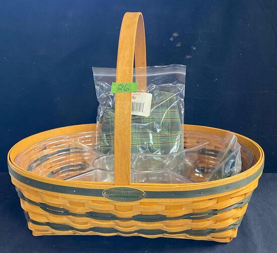 Hospitality Basket Combo
