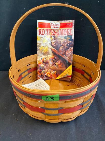 Crisco American cookie Basket