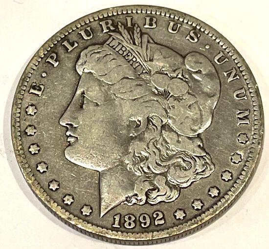 1892-O Morgan approx G