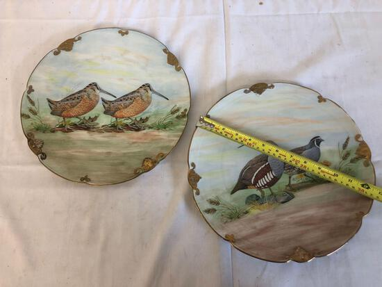 2X- collectible plates