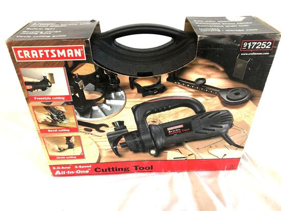 New CRAFTSMAN all in one cutting tool