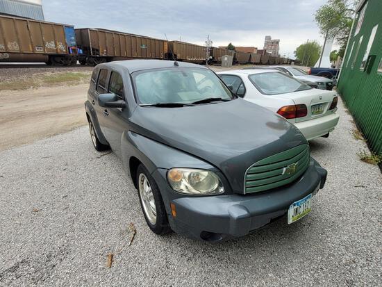 2008 Chevrolet HHR Vin#3GNDAZ3D88S544203