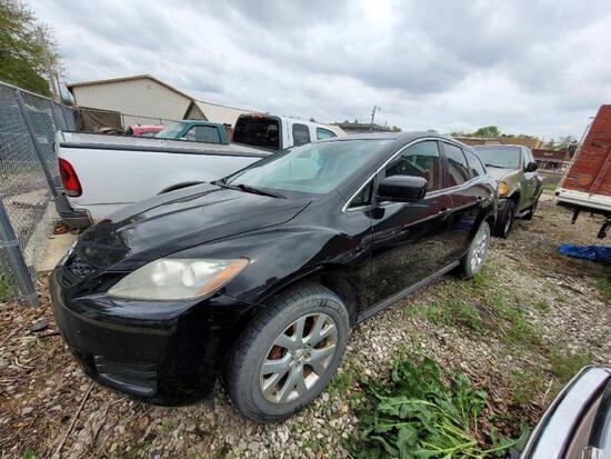 2008 Mazda CX7 vin# JM3ER2936802111324