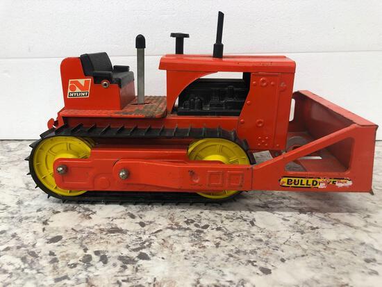 1960?s NYLINT bulldozer orange