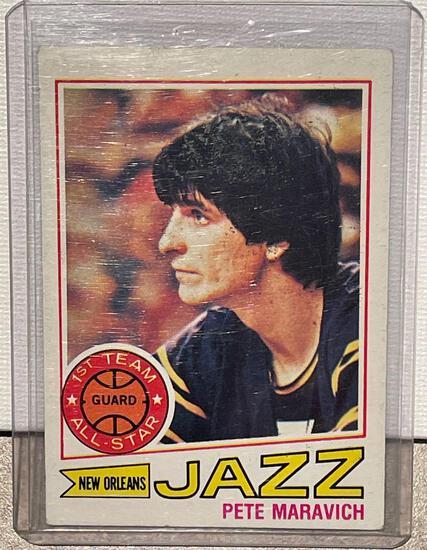 1977 Topps Pete Maravich
