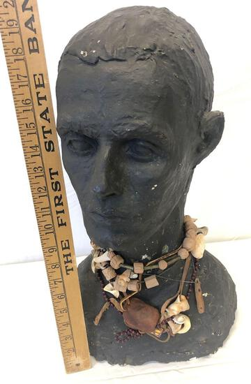 1956 E.D.W. Hoyt Barquist Sculpture
