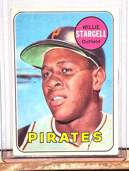 1969 Topps Willie Stargell