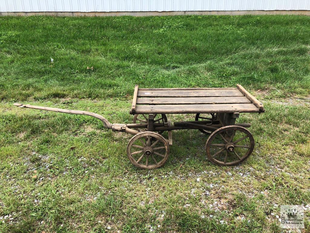Early Handpull Wagon