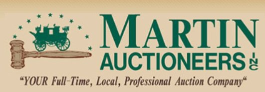 Martin Auctioneers, Inc.