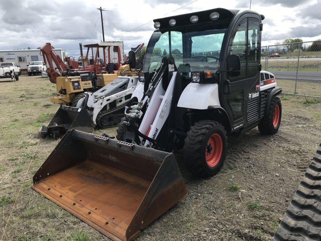 2016 Bobcat 5610 4x4 Toolcat