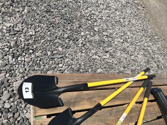 Spade Nose Shovel