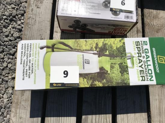 Greenwood 2 Gallon Sprayer