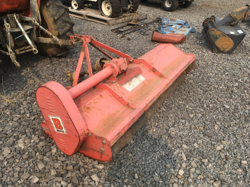 Lot: Befco H40-72 Flail Mower | Proxibid Auctions