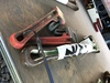Pipe Wrenches, Qty. 3