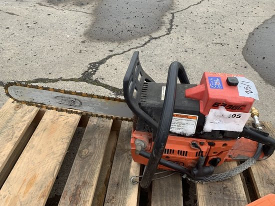 ICS 633GC Chain Saw