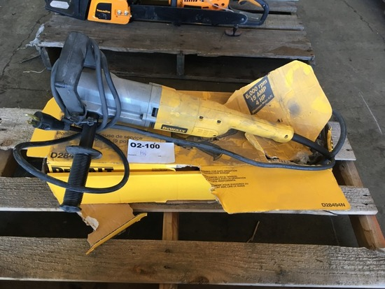 Dewalt Angle Drill & Angle Sander