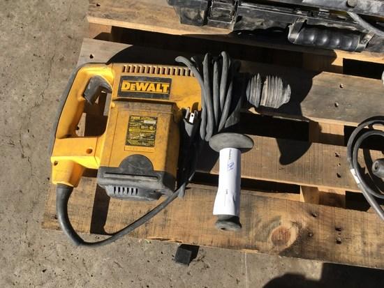 Dewalt DW568 Rotary Hammer