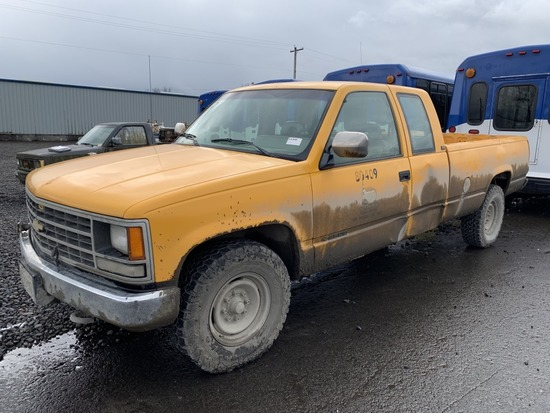 1993 Chevrolet C2500 Extra Cab Pickup