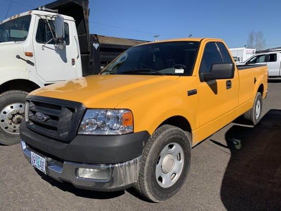 2005 Ford F150 Extra Cab Pickup
