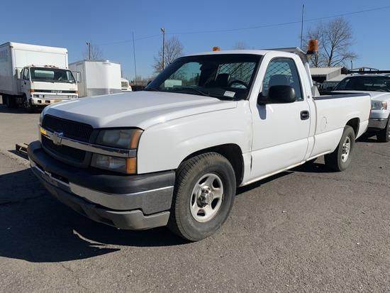 2003 Chevrolet 1500 Pickup