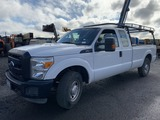 2011 Ford F250 SD Extra Cab Pickup
