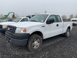 2006 Ford F150 4x4 Extra Cab Pickup