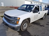 2008 Chevrolet Colorado Extended Cab Pickup
