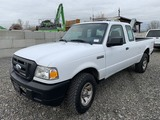 2007 Ford Ranger 4x4 Extra Cab Pickup
