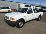 2001 Ford Ranger 4x4 Extra Cab Pickup