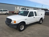 2004 Ford Ranger 4x4 Extra Cab Pickup