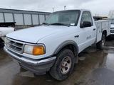 1996 Ford Ranger XLT Utility Truck