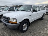 2000 Ford Ranger Extra Cab Pickup