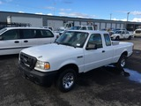 2011 Ford Ranger Extra Cab Pickup