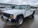 1989 Jeep Comanche Pickup